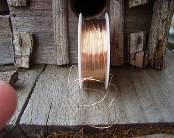 28 - GauGe RoSe GolD WiRe