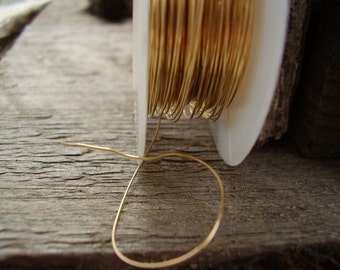 30-gAuGe 14K gOlD fIlleD WiRe DS 10 ft