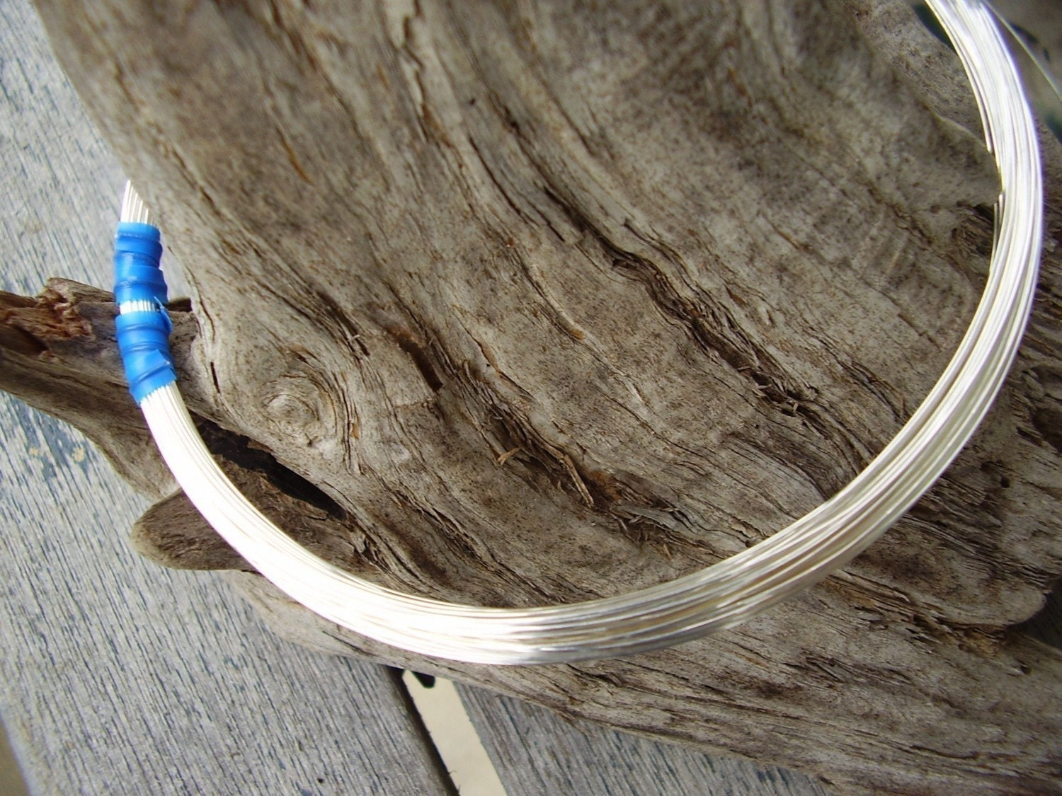 20 GauGe .999 FinE SilVer WiRe 3 Ft. from nightstar on Etsy Studio