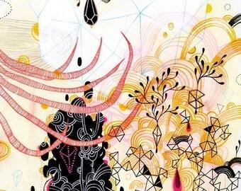 Magic - Art Print