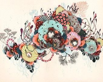 Biome - Fine Art Print