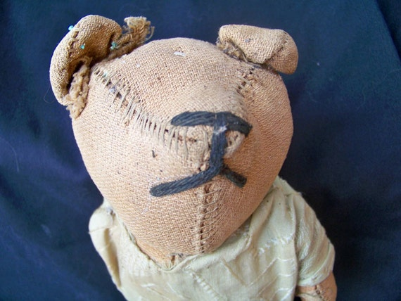 Teddy Bear Antique American Stick Bear