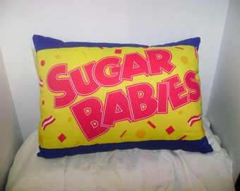 Sugar Babies Pillow  #4011