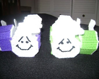 Ghost Candy Cups  #FH-160