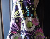 Apron with flirty skirt made to order