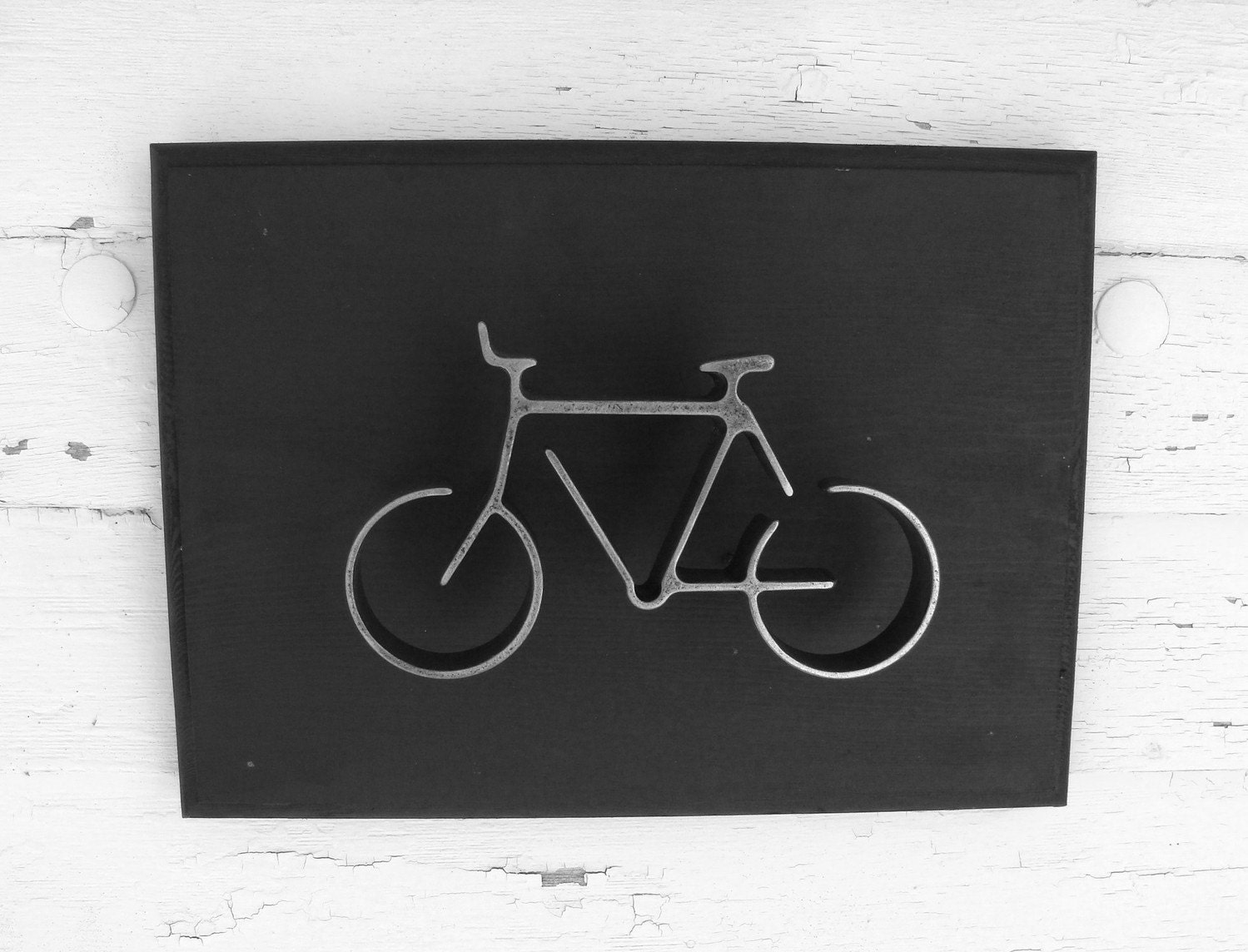 Bicycle Wall Art metal bike wall art sign bicycle wall hanging home or office