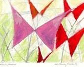Print - Butterfly Meadow