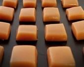 1\/2 LB of Creamy Vanilla Caramels