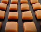 1\/4 LB of Creamy Vanilla Caramels