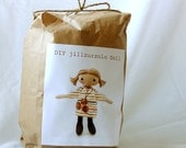 Do-It-Yourself jillzurzolo Doll Kit