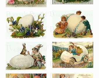 Easter Collage Sheet 7