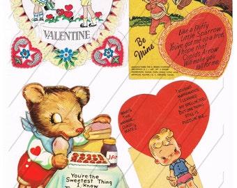 Vintage Valentines 2