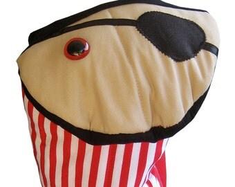 Pirate Oven Mitt - Character Puppet