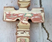 Recycled Wood Celtic Cross