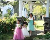Flower Girl Dress RESERVED dorianmulligan