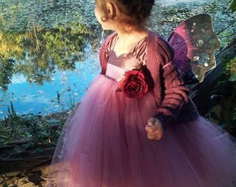 Flower Girl Dress Pink