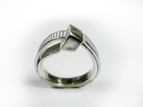 ziptie ring for men