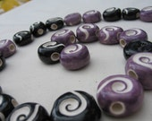 Scentual Jewelry- Aromatherapy Spiral Necklace