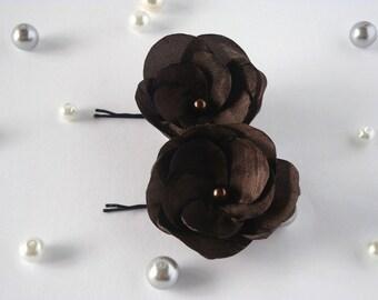 Coffee Hair Pins,Shoe Clips