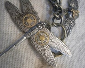 3R necklace -Dragonfly