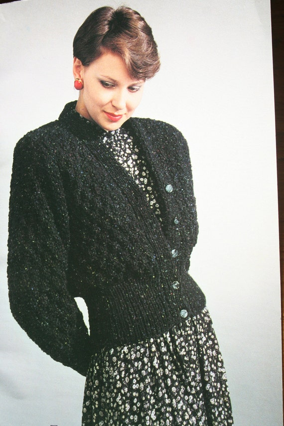 Knitting Patterns Patons : Knitting Patterns Sweaters Men Women Beehive Patons by elanknits