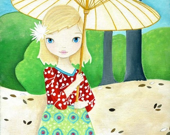 Under My Umbrella by Lindsay Brackeen