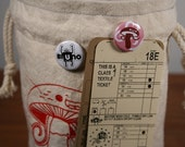 Super Deluxe Mushroom Storage Bag
