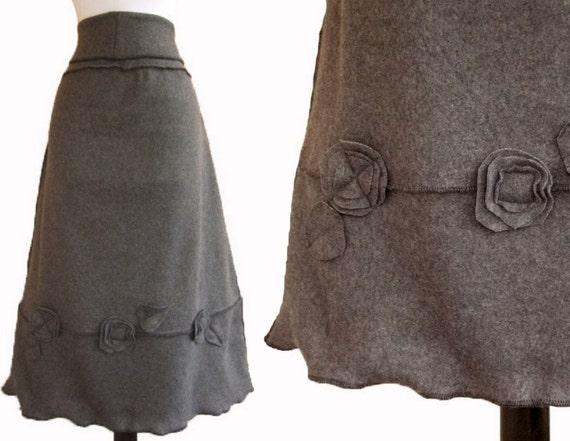 Fleece Skirt 7