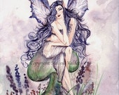 The faery Violet