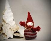 Tiny Little Lass Christmas Decoration