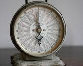 Vintage Pelouze Manufacturing Company Parcel Post Scale