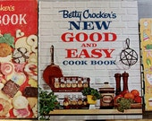 3 Vintage 1960's Betty Crocker Cook Books