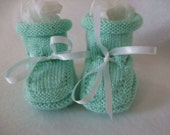 Tiny Turtles - Baby Booties - Why I Made Them