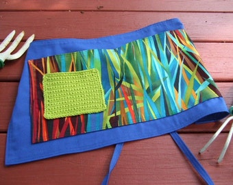 Apron or Cover Up --  Great for Gardening, Cooking, Crafting