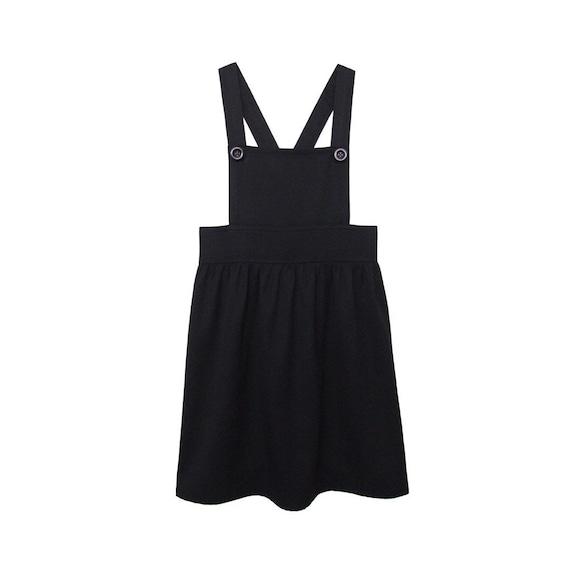 Pinafore dress - apron style