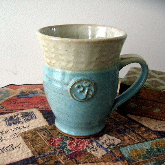 Peaceful Yoga OM Mug