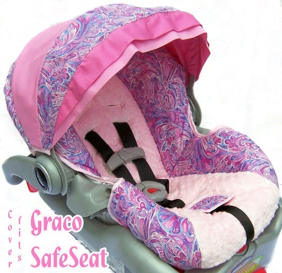 ooak graco safe seat step one replacement car seat cover sale. Black Bedroom Furniture Sets. Home Design Ideas