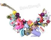 UNTIDY TOYBOX charm bracelet