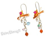 ODD PAIR 01 charm earrings