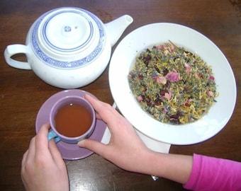 Pretty in Pink Tea