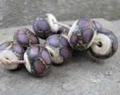Dragon's Breath (Handmade Lampwork Beads)