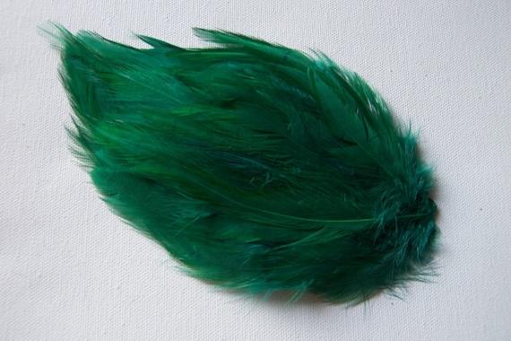 HUNTER GREEN Feather Pad, 1 Pad