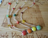 Bright and Cheerful Beaded Mobile