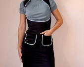 Mod Jumper Dress