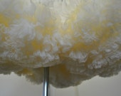 Chiffon Petticoat Custom Length and  Pick a Color