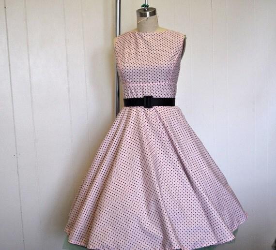 Reversible Agatha Dress-----------custom order for memsomerville