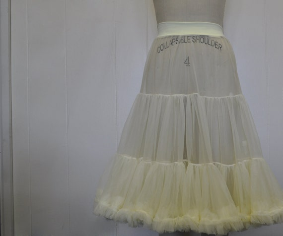 Floor Length Single Layer Wedding Chiffon Petticoat-----------------available in other colors