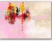 """Original Landscape Abstract Painting by Christina Romeo TITLE: """"Escape 253"""""""
