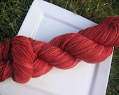 Brick House - Worsted Weight, Superwash Merino