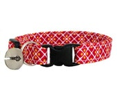 Cotton Cat Collar (Chinese Lantern)